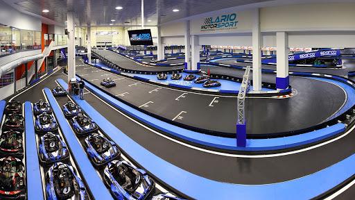 Pista go-kart indoor Lario Motorsport