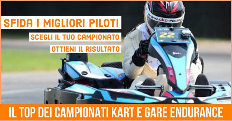 CampionatI go-kart