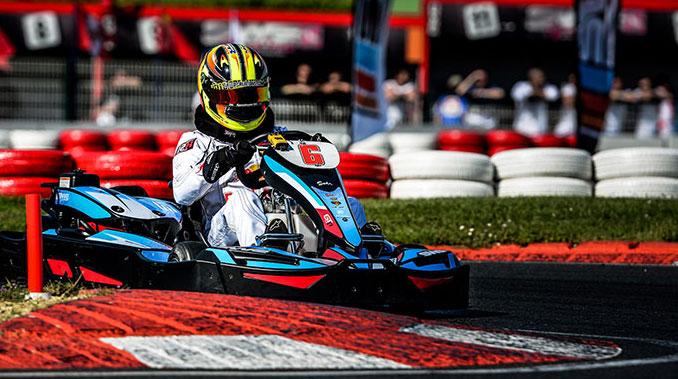 gara campionato kart rental