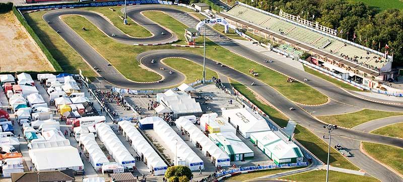 Circuito go-kart Lonato Brescia