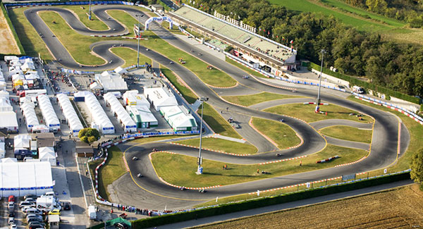 Circuito South Garda Karting