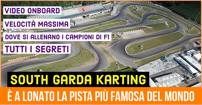 pista go-kart Lonato gare